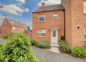 Thumbnail 3 bed end terrace house for sale in Cestrum Walk, Evesham