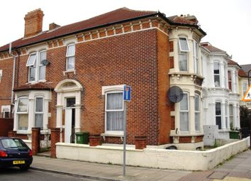 Thumbnail 9 bed end terrace house to rent in St. Ronans Road, Southsea