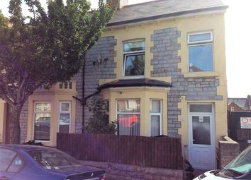 Thumbnail 3 bedroom end terrace house for sale in St Marys Avenue, Barry