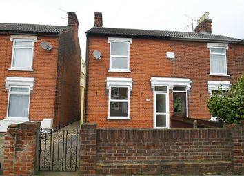 Thumbnail 3 bedroom semi-detached house for sale in Upper Cavendish Street, Ipswich, Suffolk
