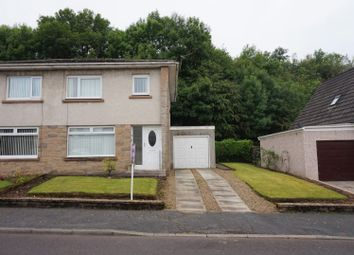 Thumbnail 3 bed semi-detached house for sale in Kings Drive, Cumnock
