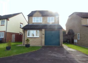 Thumbnail 3 bed detached house for sale in Hillcot Close, Quedgeley, Gloucester