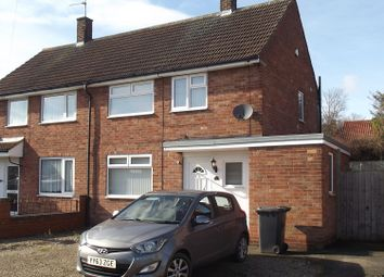 Thumbnail 2 bed semi-detached house to rent in Lowfields Drive, Acomb, York