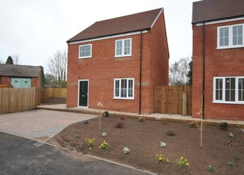 Thumbnail 3 bedroom detached house for sale in Mill Lane, Wellington, Telford