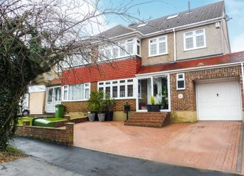 Thumbnail 5 bedroom semi-detached house for sale in Pear Tree Walk, Cheshunt, Waltham Cross