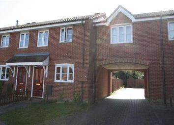 Thumbnail 2 bedroom property to rent in Esprit Close, Wymondham
