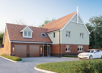 Thumbnail 5 bed detached house for sale in Broadlands Way, Ipswich