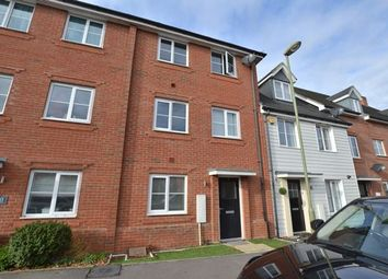 Thumbnail 3 bed terraced house to rent in Jubilee Drive, Church Crookham, Fleet