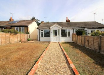 2 bed bungalow for sale in Colemans Moor Lane, Woodley, Reading, Berkshire RG5