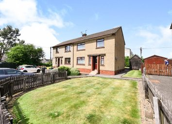 Thumbnail 3 bed semi-detached house for sale in Sherwood Road, Hurlford, Kilmarnock