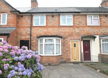 Thumbnail 4 bedroom terraced house for sale in Poole Crescent, Harborne, Birmingham