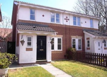 Thumbnail 3 bed semi-detached house to rent in Curlew Close, Darlington, County Durham