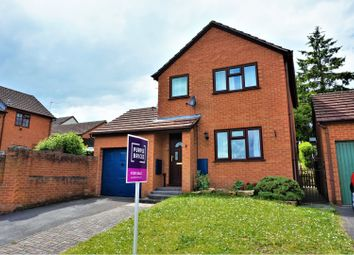Thumbnail 3 bedroom detached house for sale in Badgers Way, Sturminster Newton