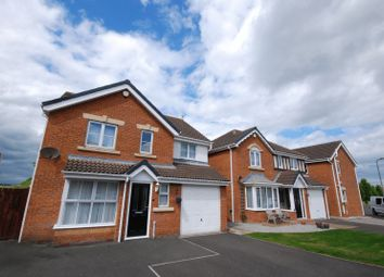 Thumbnail 4 bed property for sale in New Moor Close, Ashington