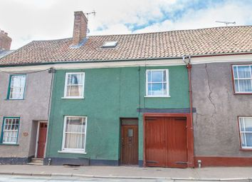 Thumbnail 2 bed terraced house for sale in High Street, Crediton