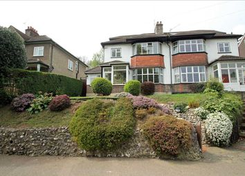 Thumbnail 4 bedroom semi-detached house for sale in Old Lodge Lane, Purley