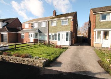 Thumbnail 3 bed semi-detached house to rent in Denbigh Close, Hazel Grove, Stockport