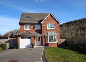 Thumbnail 5 bed detached house for sale in Clos Belyn, Llandudno Junction