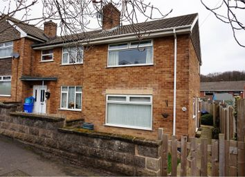 Thumbnail 3 bedroom end terrace house for sale in Standon Road, Sheffield
