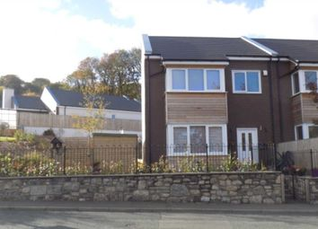 Thumbnail 3 bed end terrace house for sale in Halkyn Road, Holywell, 7Tz.