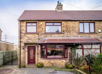 4 bed semi-detached house for sale in Westcroft Avenue, Northowram, Halifax HX3