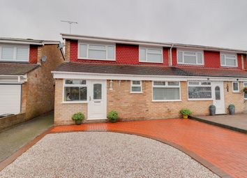 Thumbnail 3 bed end terrace house for sale in Lampits, Hoddesdon