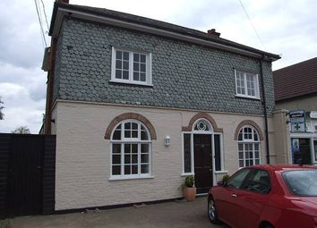 Thumbnail 1 bed maisonette to rent in Swan Street, Sible Hedingham, Halstead