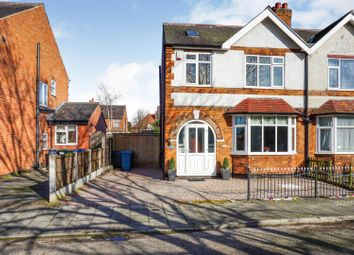 4 bed semi-detached house for sale in Ropsley Crescent, West Bridgford, Nottingham NG2