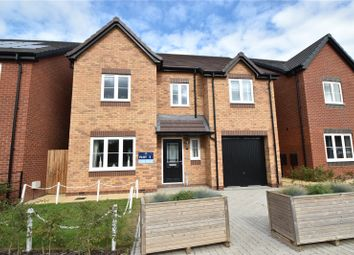 Thumbnail 3 bed detached house for sale in Malvhina Court, Brook Farm Drive, Malvern, Worcestershire