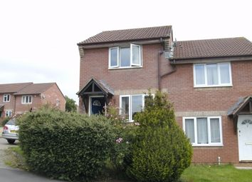 Thumbnail 2 bed semi-detached house to rent in Allen Road, Bridgwater