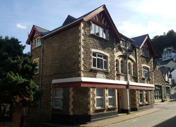 Thumbnail 1 bed flat for sale in Queen Street, Devon, Lynton