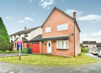 Thumbnail 4 bedroom detached house for sale in Westerham Walk, Calne