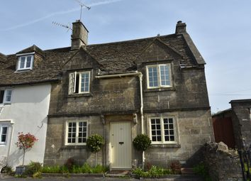 Thumbnail 3 bed end terrace house for sale in East End, Marshfield, Chippenham