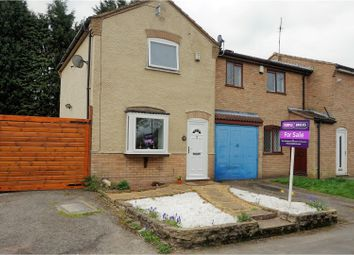 Thumbnail 2 bedroom end terrace house for sale in Moore Road, Barwell
