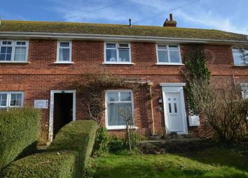 Thumbnail 3 bed terraced house for sale in Dover Road, Weymouth