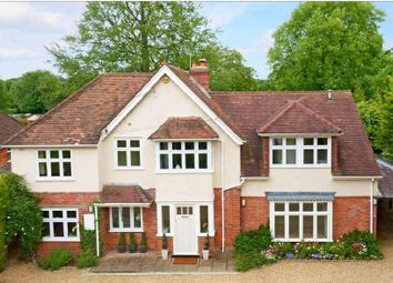 Thumbnail 4 bedroom detached house to rent in Church Lane, Rotherfield Peppard