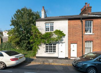 Thumbnail 2 bed end terrace house for sale in Sopwell Lane, St.Albans