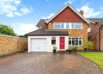 Thumbnail 4 bed detached house for sale in Malt House Close, Old Windsor, Berkshire