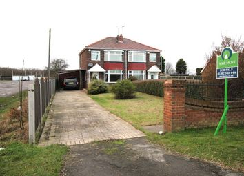 Thumbnail 3 bed semi-detached house for sale in Selby Road, Askern, Doncaster