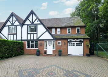 Thumbnail 4 bed semi-detached house for sale in Harlow Road, Sawbridgeworth
