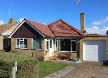 Thumbnail 3 bed detached bungalow for sale in Farm Close, Seaford