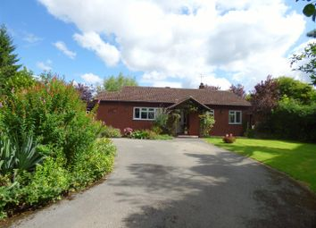 Thumbnail 2 bedroom detached bungalow for sale in Brooke Road, Kenilworth