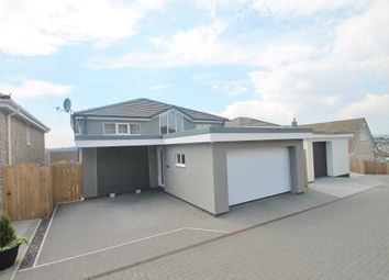 Thumbnail 4 bed detached house for sale in Garden Court, Parkesway, Saltash