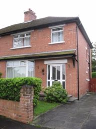 Thumbnail 3 bed semi-detached house to rent in Wynchurch Terrace, Belfast