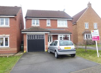 Thumbnail 3 bed detached house for sale in Woodward View, Scunthorpe