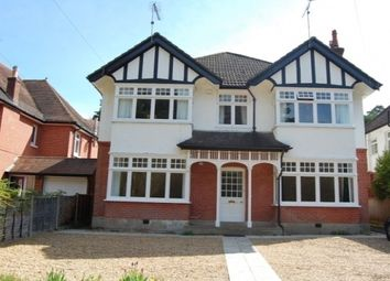 Thumbnail 3 bed flat to rent in Chester Road, Branksome Park, Poole