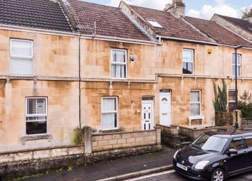 Thumbnail 2 bed terraced house for sale in Highland Road, Twerton, Bath