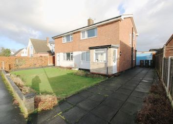 Thumbnail 2 bed semi-detached house for sale in Shirley Lane, Longton, Preston