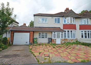 Thumbnail 5 bedroom semi-detached house for sale in Harrowby Place, Willenhall, West Midlands