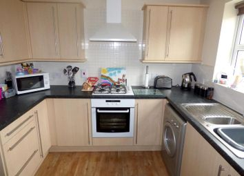 Thumbnail 2 bed town house for sale in Trusley Brook, Hilton, Derby